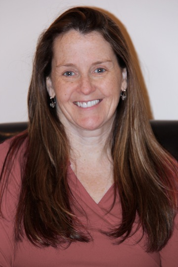 Admissions Director, Mary Parker