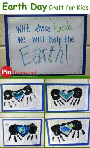 earth day craft for students