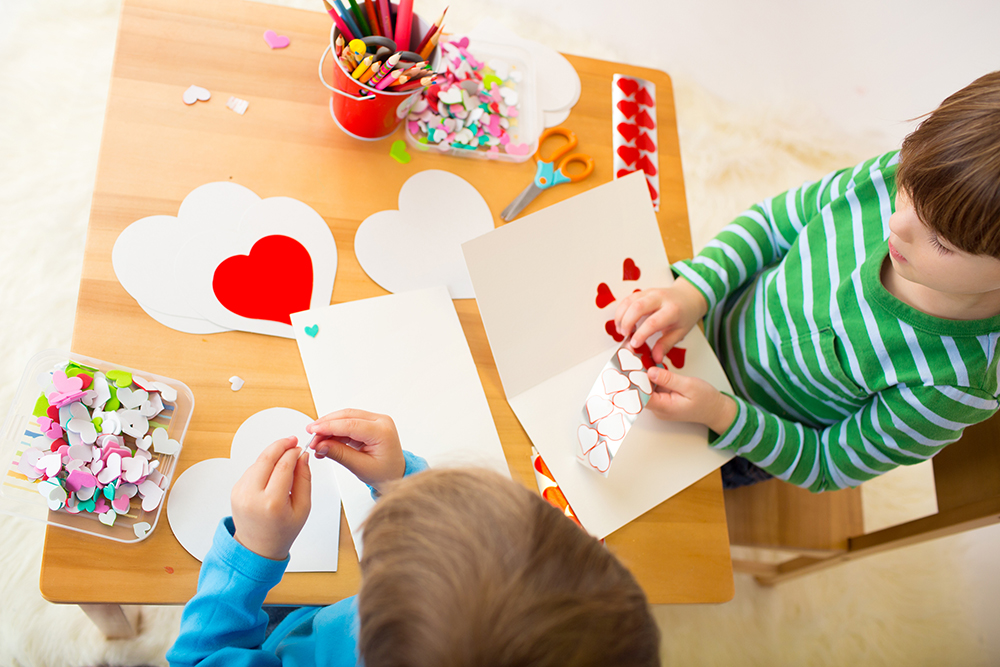 STEM Valentine's Day activities for kids