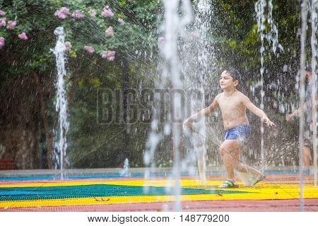 Keep cool summer